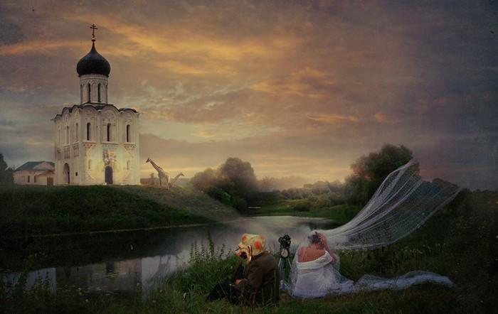 Работа из серии «Fine Art». Автор: Пётр Ловыгин (Petr Lovigin).