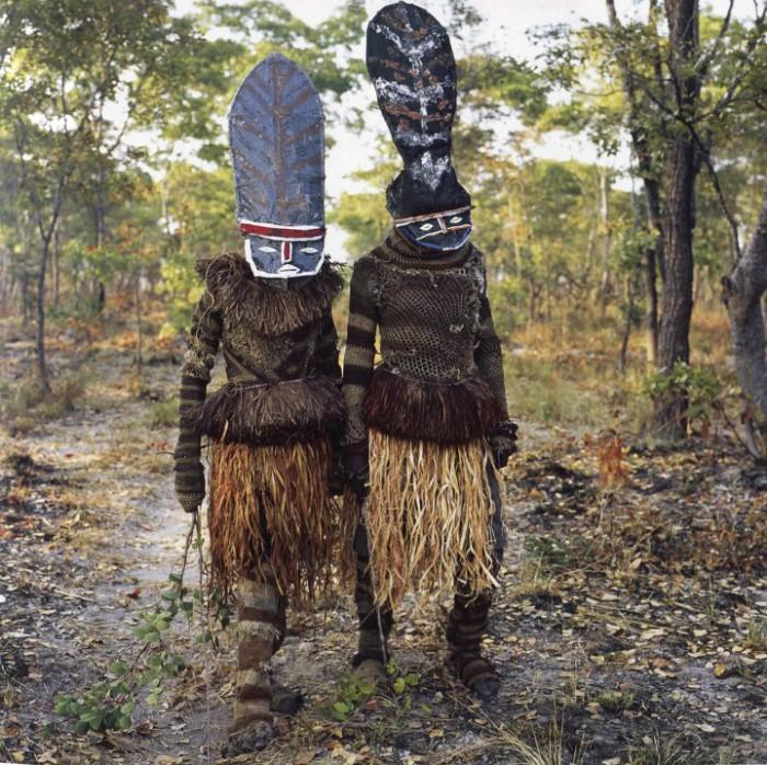 Замбия. Магические фотографии Филлис Галембо (Phyllis Galembo).
