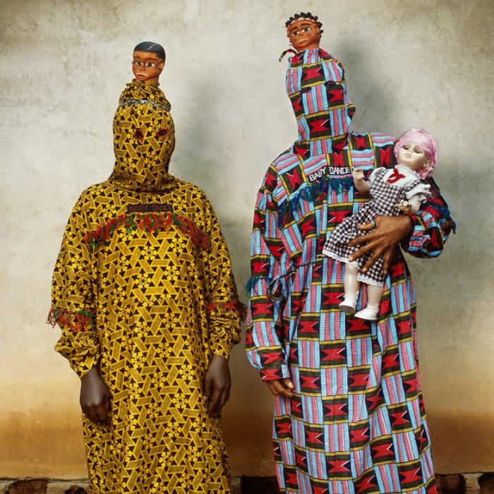 Кросс-Ривер, Нигерия. Западно-Африканский Маскарад. Магические фотографии Филлис Галембо (Phyllis Galembo).