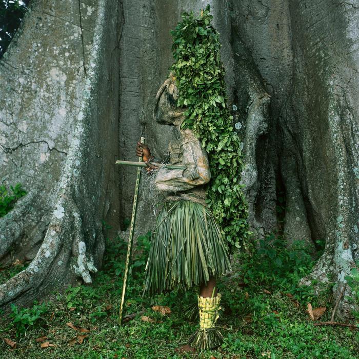 Западно-Африканский Маскарад. Магические фотографии Филлис Галембо (Phyllis Galembo).