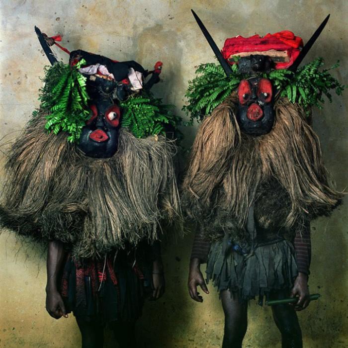 Магические фотографии Филлис Галембо (Phyllis Galembo).