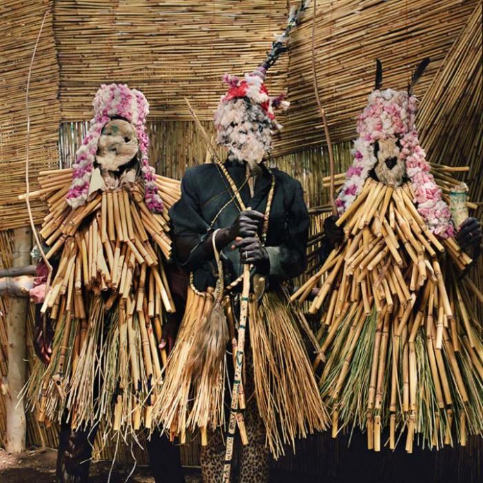 Маскарад народа виниама, Буркина-Фасо. Магические фотографии Филлис Галембо (Phyllis Galembo).