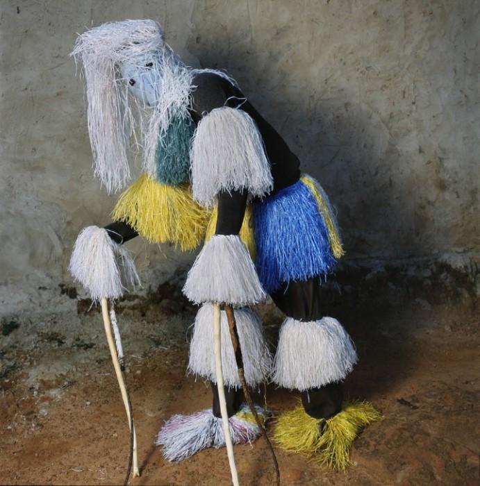 Деревни Алок, Кросс-Ривер. Нигерия. Магические фотографии Филлис Галембо (Phyllis Galembo).