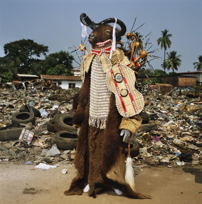 Сьерра-Леоне. Магические фотографии Филлис Галембо (Phyllis Galembo).
