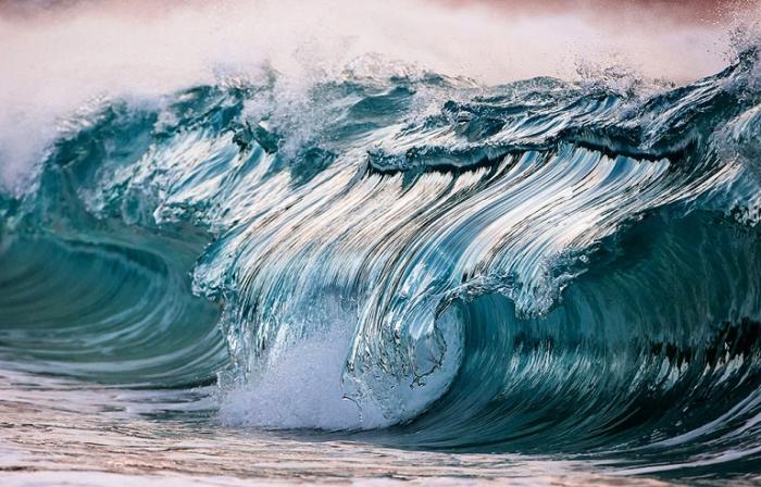 Волшебство воды. Pierre Carreau.