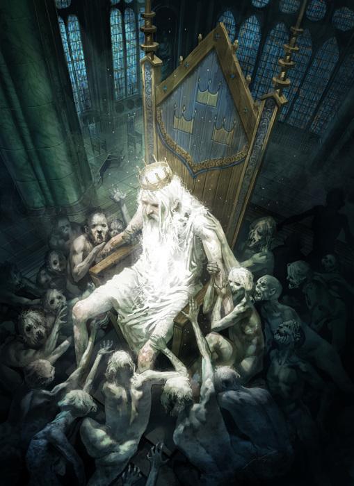Король безумия. Автор: Pierre Droal.