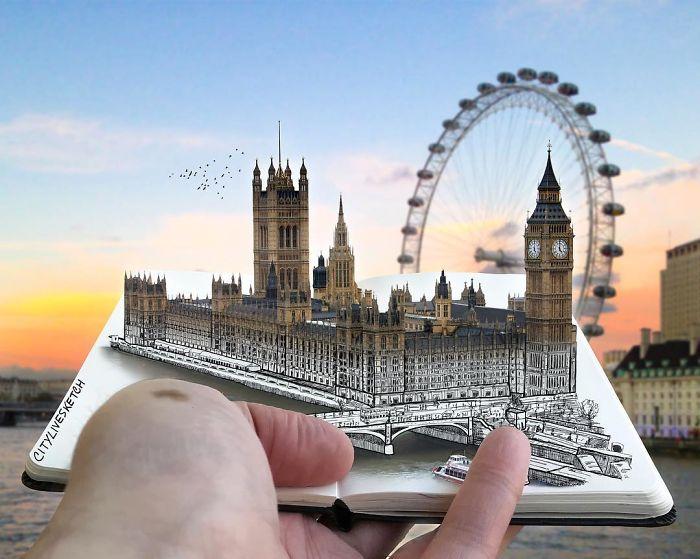 Лондон, Соединённое Королевство. Автор: Pietro Cataudella.
