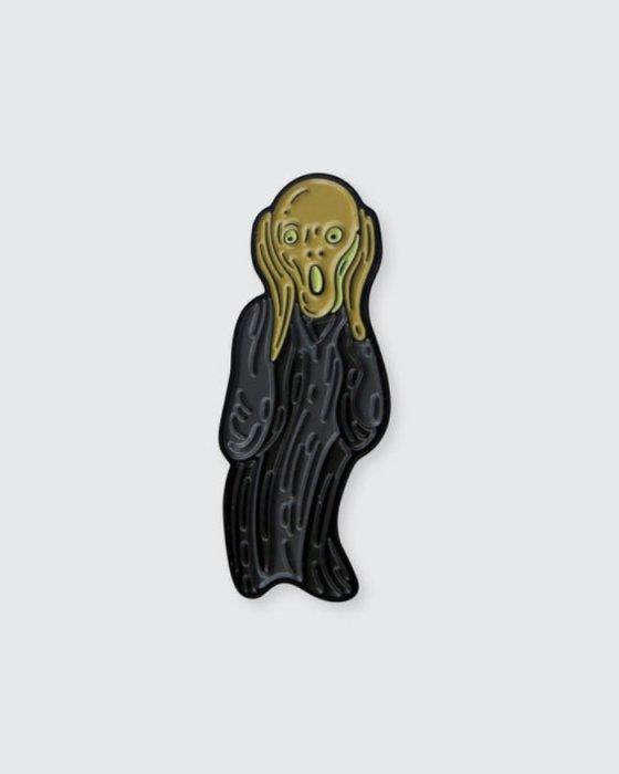 «Крик» Эдварда Мунка.  Автор: Pin Museum.