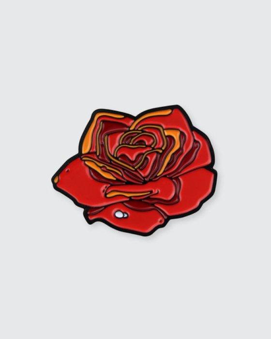 «Медитативная Роза» Сальвадора Дали.  Автор: Pin Museum.