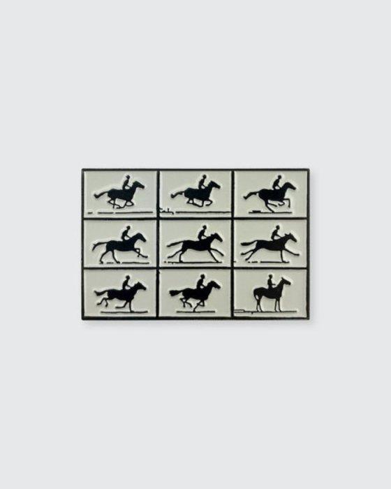 «Лошадь в движении» Эдварда Мейбриджа. Автор: Pin Museum.