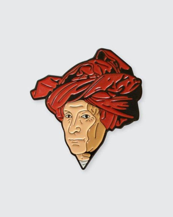 «Портрет человека в красном тюрбане» Яна ван Эйка. Автор: Pin Museum.