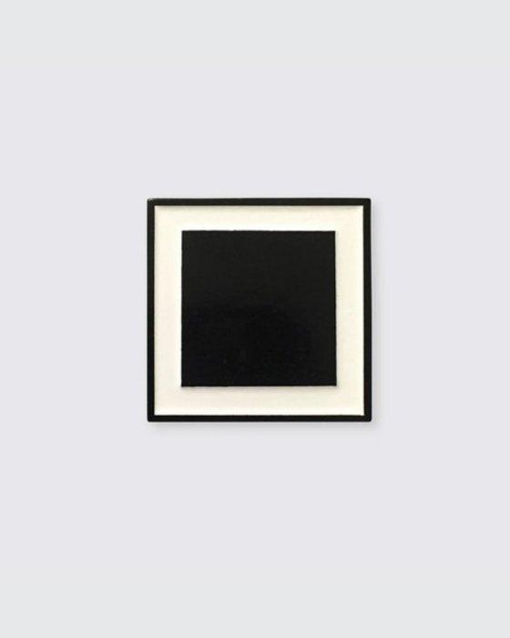 «Чёрный квадрат» Казимира Малевича.  Автор: Pin Museum.