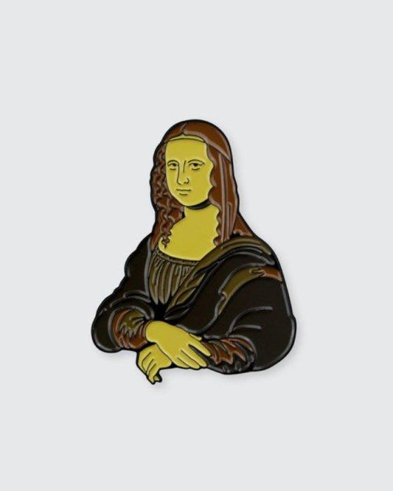 «Мона Лиза» Леонардо да Винчи.  Автор: Pin Museum.