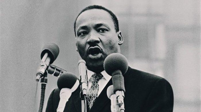 Мартин Лютер-Кинг-младший. \ Фото: okayplayer.com.