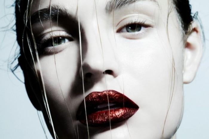 Портрет Розмарин де Кок для журнала «Playing Fashion».