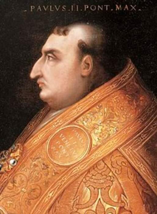 Павел II якобы скончался во время интимной близости с мужчиной. \ Фото: aminoapps.com.