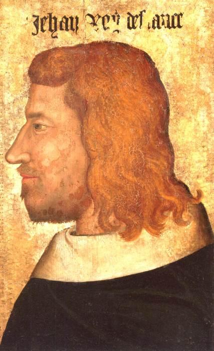 Король Франции Иоанн II. \ Фото: ru.wikipedia.org.