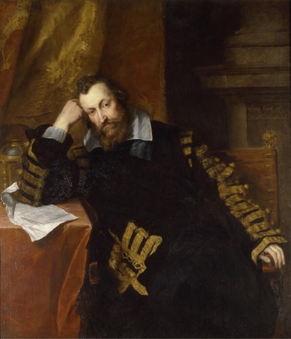 Генри Перси, девятый граф Нортумберленд. \ Фото: en.wikipedia.org.