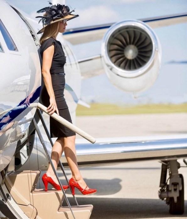 Двухчасовая съёмка с персональным фотографом на борту частного самолёта Gulfstream 650.