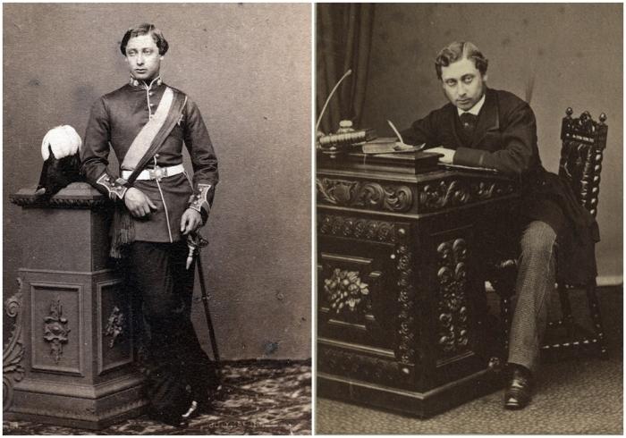 Эдуард VII. \ Фото: npg.org.uk.