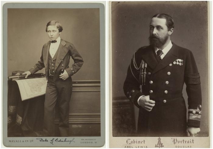 Принц Альфред, Альфред Саксен-Кобург-Готский — герцог Эдинбургский, граф Ольстерский и Кентский. \ Фото: wikipedia.org.