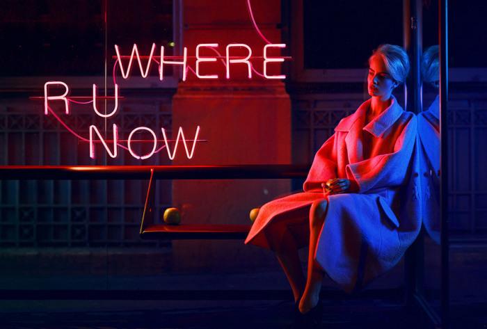 Где же ты, где? Автор: Quentin Shih.