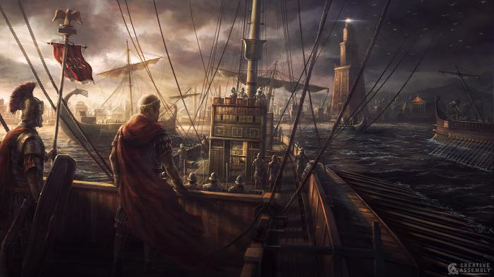 Александрия. Автор: Rado Javor.
