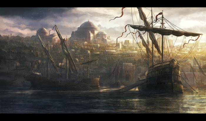 Константинополь. Автор: Rado Javor.