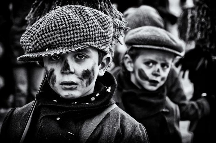 Выразительный портрет детей. Автор: Raffaele Montepaone.