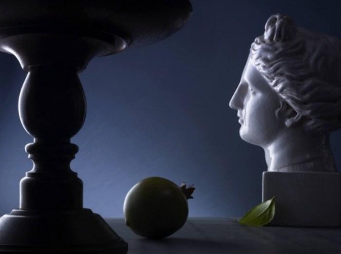 Безразличие Богини. Автор: Raffaello Benedetti Bra.