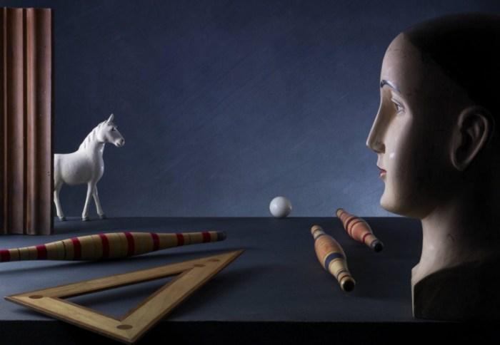 Желание белой лошади. Автор: Raffaello Benedetti Bra.