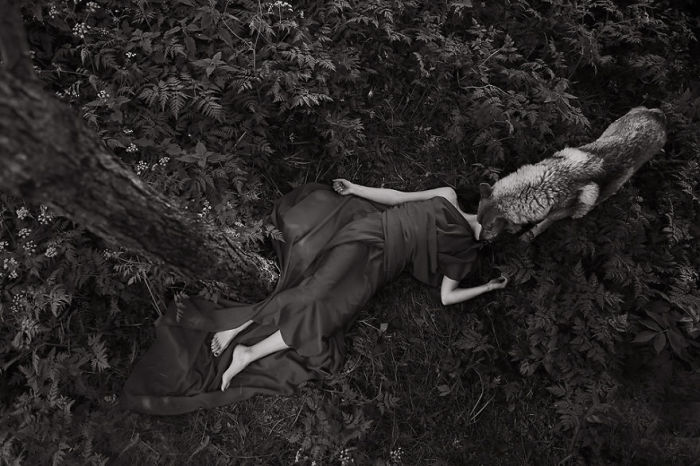 Мрачный сон. Автор фото: Viktorija Rekasiute Raggana.