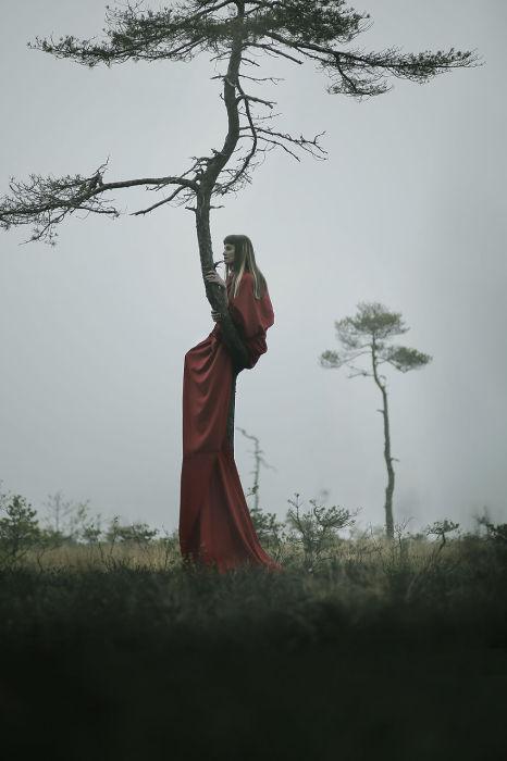Мрачная романтика. Автор фото: Viktorija Rekasiute Raggana.