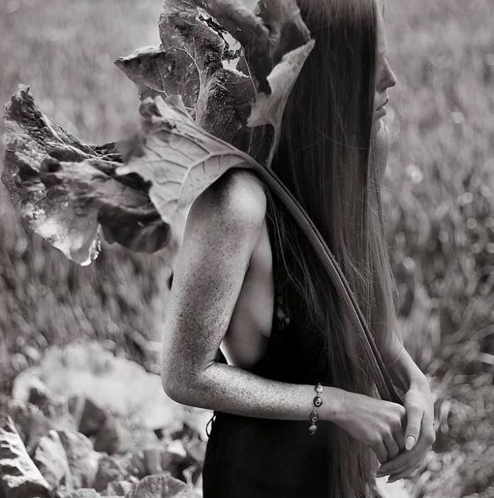 Черно-белая атмосфера. Автор фото: Viktorija Rekasiute Raggana.