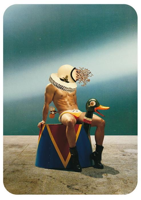 Заводная игрушка. Автор: Raintree 1969.