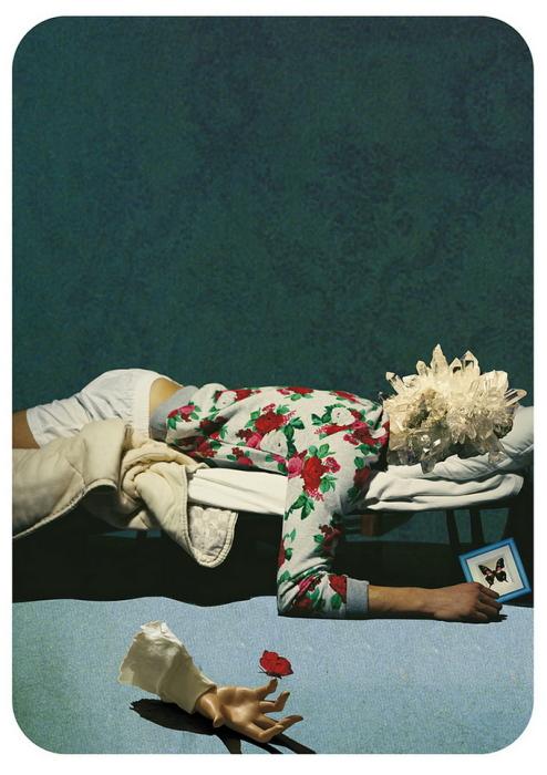 После гулянки. Автор: Raintree 1969.