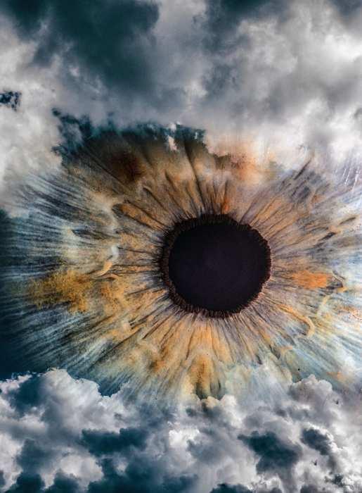 Всевидящее око. Автор: Rama Krisna Mukthi Adi.