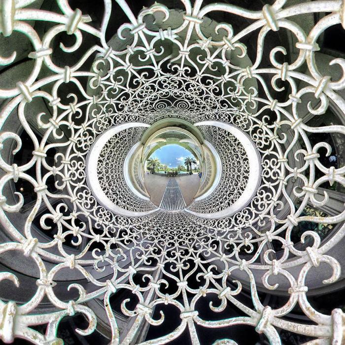 Swirl Metal. (Водоворот металла). Автор фото: Ramin Rahmani Nejad.