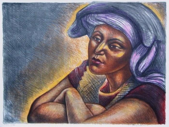 Ностальгия II, 1986 год. Автор: Raul Anguiano.