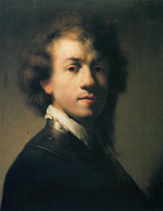 Автопортрет, 1629 год. \ Фото: pototschnik.com.
