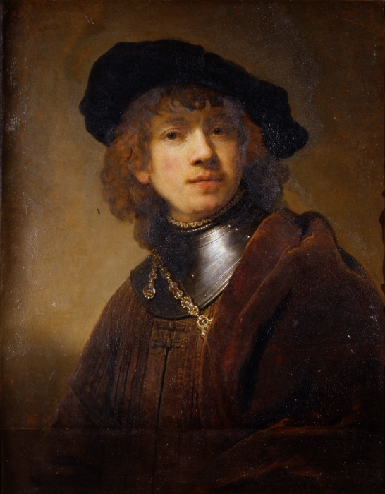 Портрет молодого человека с горжетом и беретом, 1639 год. \ Фото: feedback.nevsedoma.com.ua.