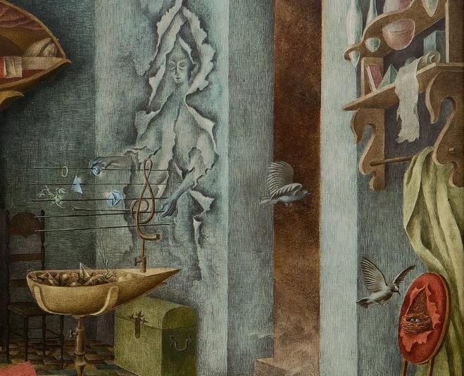 Фрагмент картины Гармония. \ Фото: usaartnews.com.