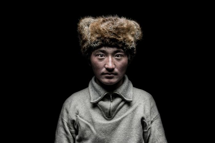 Портрет молодого мужчины. Автор: Remi Chapeaublanc.
