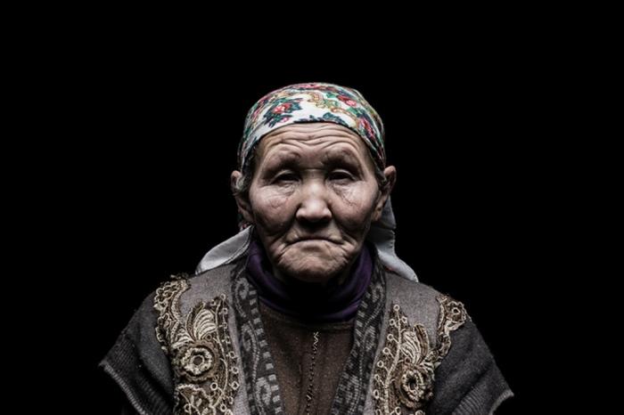Бабушка. Автор: Remi Chapeaublanc.