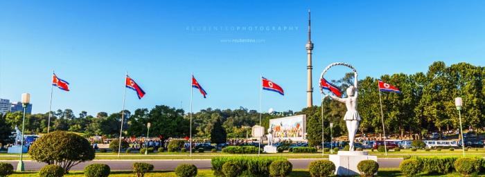 Празднование Дня нации. Автор фото: Reuben Teo.