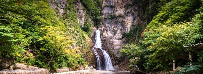 Водопад Уллим. Автор фото: Reuben Teo.