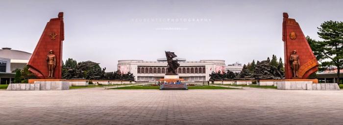 Музей Победы в Отечественной освободительной войне. Автор фото: Reuben Teo.