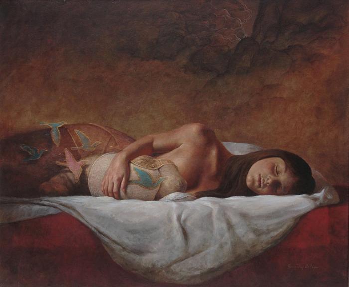 Тихий сон от Ricardo Fernandez Ortega.