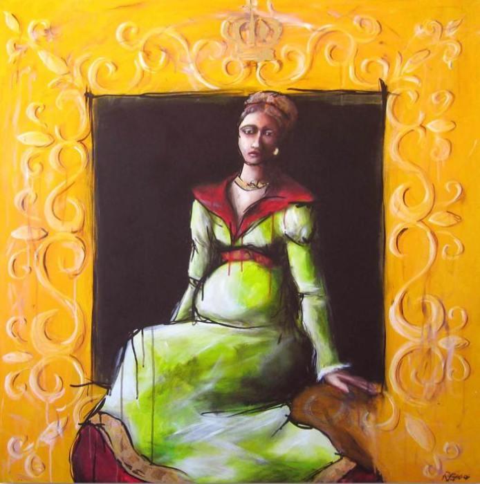 Наследник престола... Автор: Ricardo Passos.