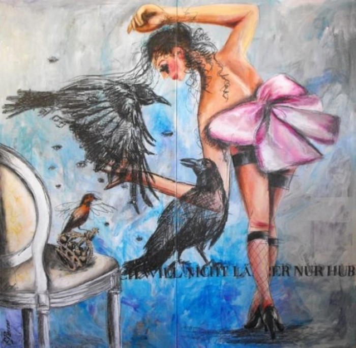 Птица. Автор: Ricardo Passos.